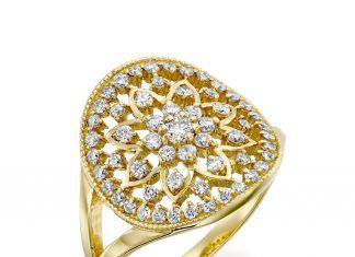 מדוע כדאי לבחור טבעת אירוסין דווקא מזהב צהוב