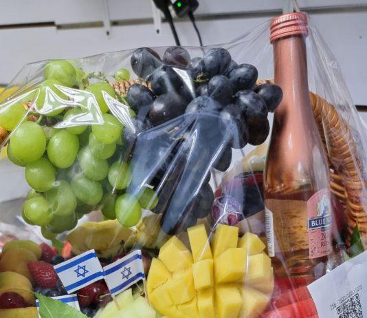רגע לפני אירוע החתונה, כבר הזמנתם סושי פירות לאפטר פרטי?